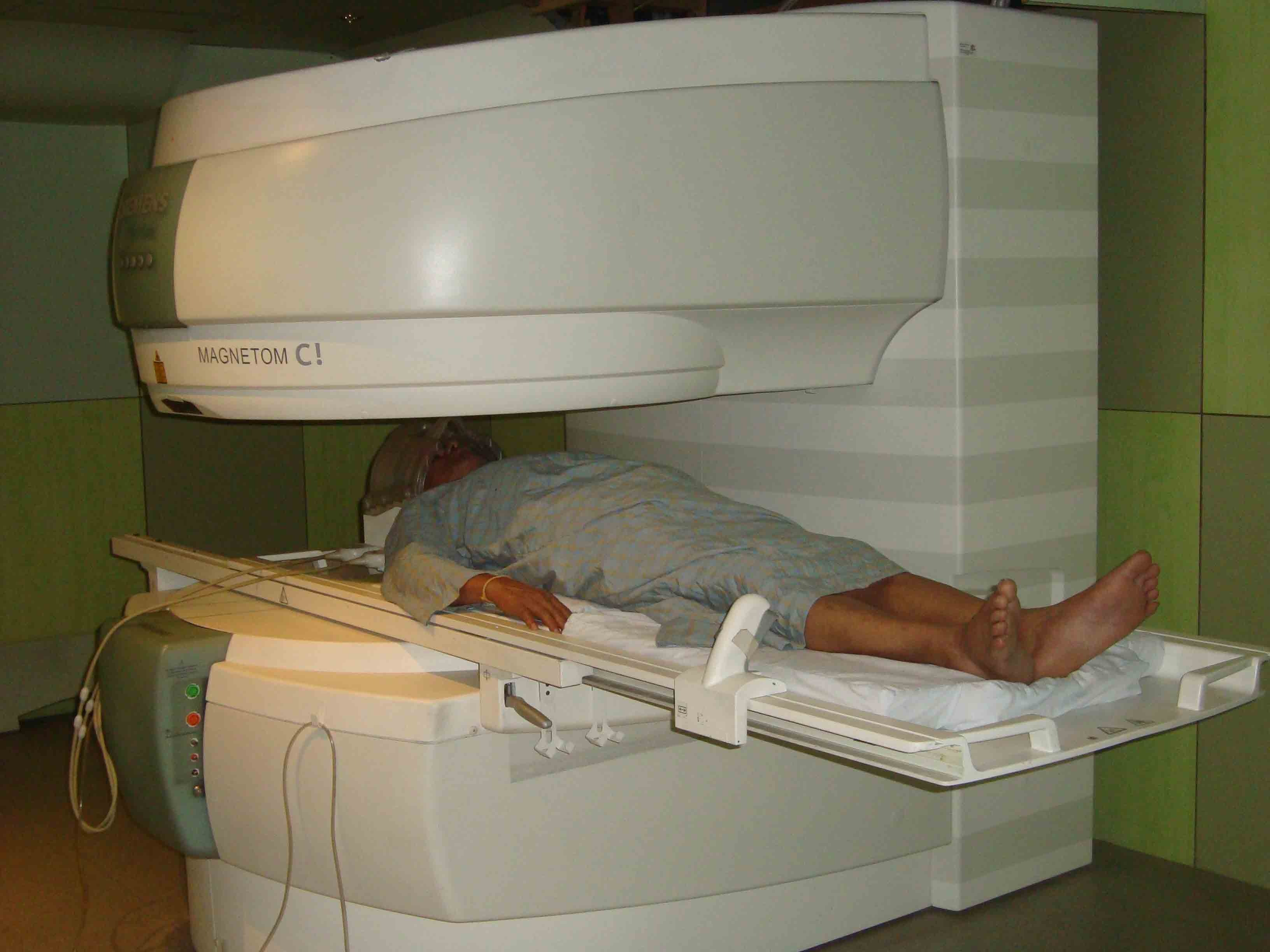 Affordable MRI in Nepal